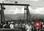 Image of civilian workers Pearl Harbor Hawaii USA, 1942, second 47 stock footage video 65675061861