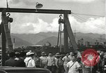 Image of civilian workers Pearl Harbor Hawaii USA, 1942, second 48 stock footage video 65675061861