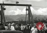 Image of civilian workers Pearl Harbor Hawaii USA, 1942, second 49 stock footage video 65675061861
