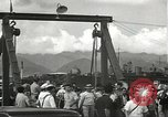Image of civilian workers Pearl Harbor Hawaii USA, 1942, second 50 stock footage video 65675061861