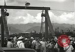 Image of civilian workers Pearl Harbor Hawaii USA, 1942, second 51 stock footage video 65675061861