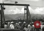 Image of civilian workers Pearl Harbor Hawaii USA, 1942, second 53 stock footage video 65675061861