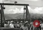 Image of civilian workers Pearl Harbor Hawaii USA, 1942, second 54 stock footage video 65675061861