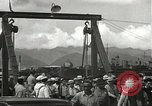Image of civilian workers Pearl Harbor Hawaii USA, 1942, second 55 stock footage video 65675061861