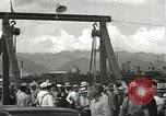Image of civilian workers Pearl Harbor Hawaii USA, 1942, second 56 stock footage video 65675061861