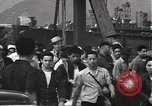 Image of civilian workers Pearl Harbor Hawaii USA, 1942, second 59 stock footage video 65675061861