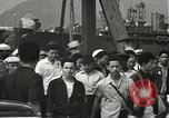 Image of civilian workers Pearl Harbor Hawaii USA, 1942, second 60 stock footage video 65675061861