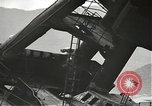 Image of Workers removing foremast of USS Arizona Pearl Harbor Hawaii USA, 1942, second 3 stock footage video 65675061864