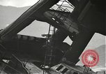 Image of Workers removing foremast of USS Arizona Pearl Harbor Hawaii USA, 1942, second 5 stock footage video 65675061864
