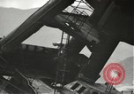 Image of Workers removing foremast of USS Arizona Pearl Harbor Hawaii USA, 1942, second 6 stock footage video 65675061864