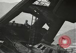 Image of Workers removing foremast of USS Arizona Pearl Harbor Hawaii USA, 1942, second 10 stock footage video 65675061864