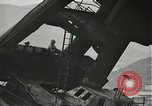 Image of Workers removing foremast of USS Arizona Pearl Harbor Hawaii USA, 1942, second 11 stock footage video 65675061864