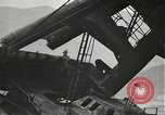 Image of Workers removing foremast of USS Arizona Pearl Harbor Hawaii USA, 1942, second 21 stock footage video 65675061864