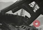 Image of Workers removing foremast of USS Arizona Pearl Harbor Hawaii USA, 1942, second 22 stock footage video 65675061864