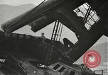 Image of Workers removing foremast of USS Arizona Pearl Harbor Hawaii USA, 1942, second 23 stock footage video 65675061864