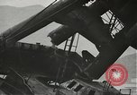 Image of Workers removing foremast of USS Arizona Pearl Harbor Hawaii USA, 1942, second 26 stock footage video 65675061864