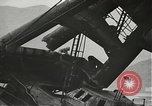 Image of Workers removing foremast of USS Arizona Pearl Harbor Hawaii USA, 1942, second 30 stock footage video 65675061864