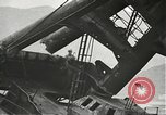 Image of Workers removing foremast of USS Arizona Pearl Harbor Hawaii USA, 1942, second 31 stock footage video 65675061864