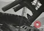 Image of Workers removing foremast of USS Arizona Pearl Harbor Hawaii USA, 1942, second 33 stock footage video 65675061864