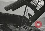 Image of Workers removing foremast of USS Arizona Pearl Harbor Hawaii USA, 1942, second 35 stock footage video 65675061864