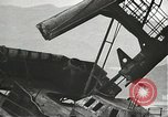 Image of Workers removing foremast of USS Arizona Pearl Harbor Hawaii USA, 1942, second 40 stock footage video 65675061864