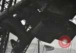 Image of Workers removing foremast of USS Arizona Pearl Harbor Hawaii USA, 1942, second 60 stock footage video 65675061864
