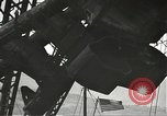 Image of Workers removing foremast of USS Arizona Pearl Harbor Hawaii USA, 1942, second 61 stock footage video 65675061864
