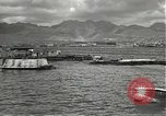 Image of dock installations Hawaii USA, 1945, second 4 stock footage video 65675061869