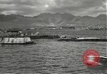 Image of dock installations Hawaii USA, 1945, second 5 stock footage video 65675061869