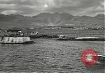 Image of dock installations Hawaii USA, 1945, second 6 stock footage video 65675061869