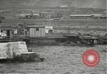 Image of dock installations Hawaii USA, 1945, second 12 stock footage video 65675061869
