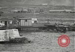 Image of dock installations Hawaii USA, 1945, second 13 stock footage video 65675061869