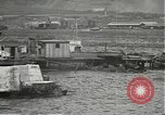 Image of dock installations Hawaii USA, 1945, second 14 stock footage video 65675061869