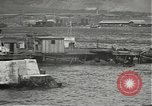 Image of dock installations Hawaii USA, 1945, second 16 stock footage video 65675061869