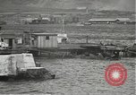 Image of dock installations Hawaii USA, 1945, second 17 stock footage video 65675061869
