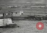 Image of dock installations Hawaii USA, 1945, second 18 stock footage video 65675061869