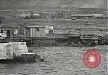 Image of dock installations Hawaii USA, 1945, second 19 stock footage video 65675061869