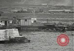 Image of dock installations Hawaii USA, 1945, second 20 stock footage video 65675061869