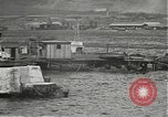 Image of dock installations Hawaii USA, 1945, second 21 stock footage video 65675061869