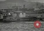Image of dock installations Hawaii USA, 1945, second 34 stock footage video 65675061869