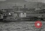 Image of dock installations Hawaii USA, 1945, second 35 stock footage video 65675061869