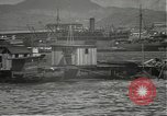 Image of dock installations Hawaii USA, 1945, second 37 stock footage video 65675061869