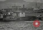 Image of dock installations Hawaii USA, 1945, second 38 stock footage video 65675061869