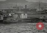 Image of dock installations Hawaii USA, 1945, second 39 stock footage video 65675061869