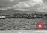 Image of dock installations Hawaii USA, 1945, second 43 stock footage video 65675061869