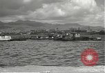 Image of dock installations Hawaii USA, 1945, second 45 stock footage video 65675061869