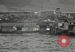Image of dock installations Hawaii USA, 1945, second 48 stock footage video 65675061869