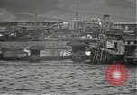 Image of dock installations Hawaii USA, 1945, second 50 stock footage video 65675061869