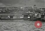 Image of dock installations Hawaii USA, 1945, second 51 stock footage video 65675061869