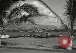 Image of dock installations Hawaii USA, 1945, second 54 stock footage video 65675061869
